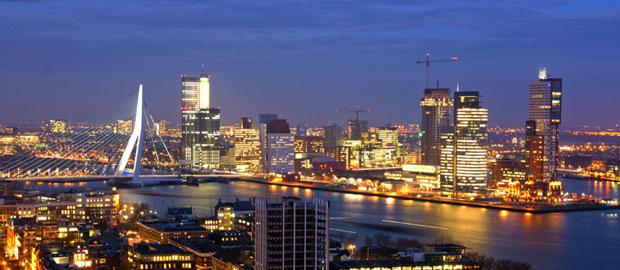 Skyline Rotterdam - Splashtours
